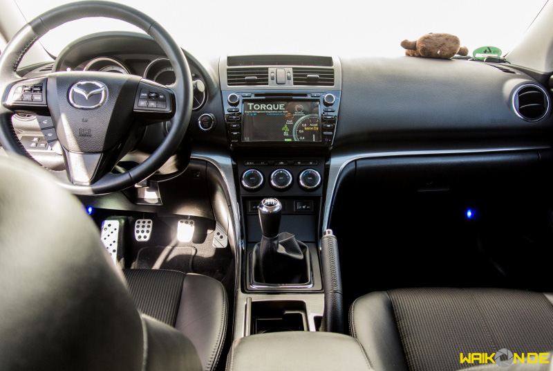 mazda witson w2-a7076 android 4.4.4 mazda6 gh bose